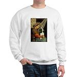 Madonna & Tri Cavalier Sweatshirt