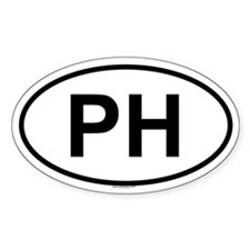 Funny Ph Decal