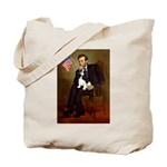 Lincoln & Tri Cavalier Tote Bag