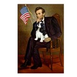 Lincoln & Tri Cavalier Postcards (Package of 8)