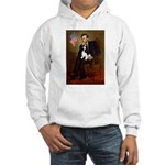 Lincoln & Tri Cavalier Hooded Sweatshirt