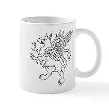 Cute Griffin Mug