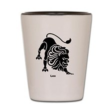 Unique Symbolic lion Shot Glass