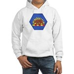California Military Reserve Hooded Sweatshirt