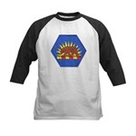 California Military Reserve Kids Baseball Jersey