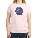 California Military Reserve Women's Light T-Shirt