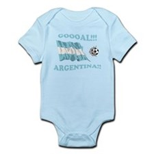 Goal Argentina Infant Bodysuit