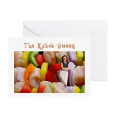 Cute Kabob Greeting Cards (Pk of 10)
