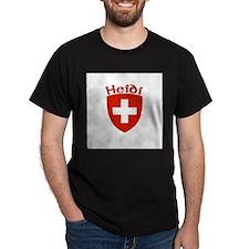 Heidi, Switzerland T-Shirt