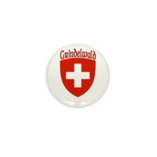 Grindelwald, Switzerland Mini Button (10 pack)