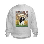 Spring & Tri Cavalier Kids Sweatshirt