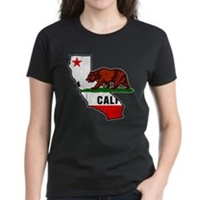 California Bear Flag Tee