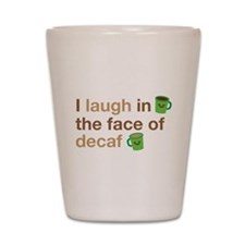 Unique Decaf Shot Glass
