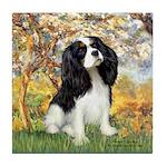 Spring & Tri Cavalier Tile Coaster
