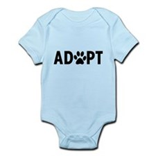 Adopt dogs Body Suit