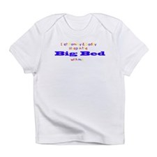 Cute Co sleeping Infant T-Shirt