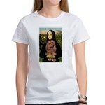 Mona's Ruby Cavalier Women's T-Shirt