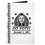 Vote 2004 B&W Journal