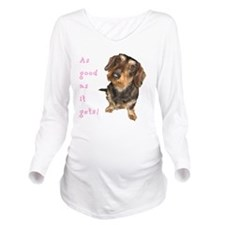 Cute Lindasartwork Long Sleeve Maternity T-Shirt