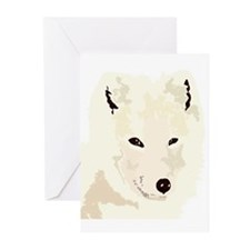 Arctic Fox Greeting Cards (Pk of 10)