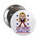Vote 2004 Color Button