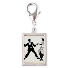Swing Dancers Charms