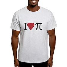 Unique Math pi T-Shirt