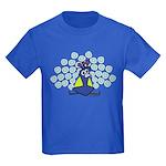 Peacock Kids Dark T-Shirt