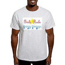 Unique Girls rule T-Shirt