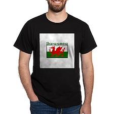Swansea, Wales T-Shirt
