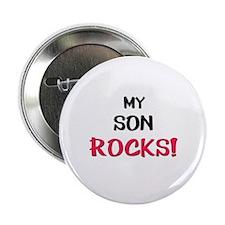 My SON ROCKS! Button