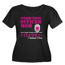 Raised My Hero...mom - Plus Size T-Shirt