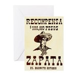 Viva Zapata! Greeting Cards (Pk of 10)