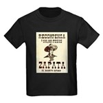 Viva Zapata! Kids Dark T-Shirt