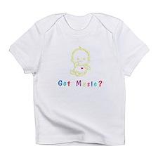 Unique Baby music Infant T-Shirt