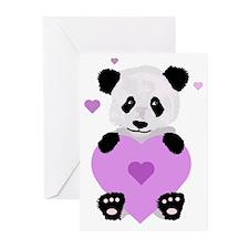 Panda Greeting Cards (Pk of 10)