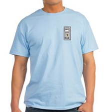 "EMF ""Keeping it Cool"" Ash Grey T-Shirt"