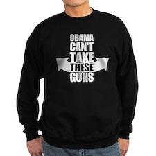 Barack Obama Can't Take These Guns Jumper Sweater