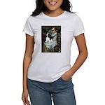 Opohelia & Tri Cavalier Women's T-Shirt