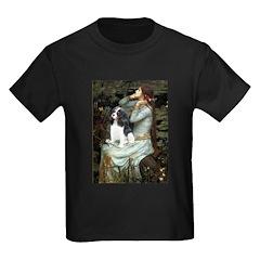 Opohelia & Tri Cavalier Kids Dark T-Shirt
