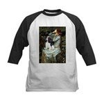 Opohelia & Tri Cavalier Kids Baseball Jersey