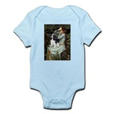 Opohelia & Tri Cavalier Infant Bodysuit