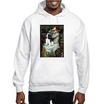 Opohelia & Tri Cavalier Hooded Sweatshirt