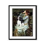 Opohelia & Tri Cavalier Framed Panel Print