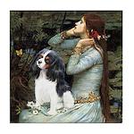 Opohelia & Tri Cavalier Tile Coaster
