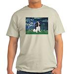 Lilies (5) & Tri Cavalier Light T-Shirt