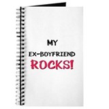 My EX-BOYFRIEND ROCKS! Journal