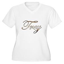 Gold Trey T-Shirt
