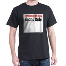 Hoons rule sticker T-Shirt