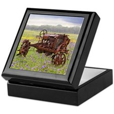 """Harvest Memories"" - Keepsake Box"